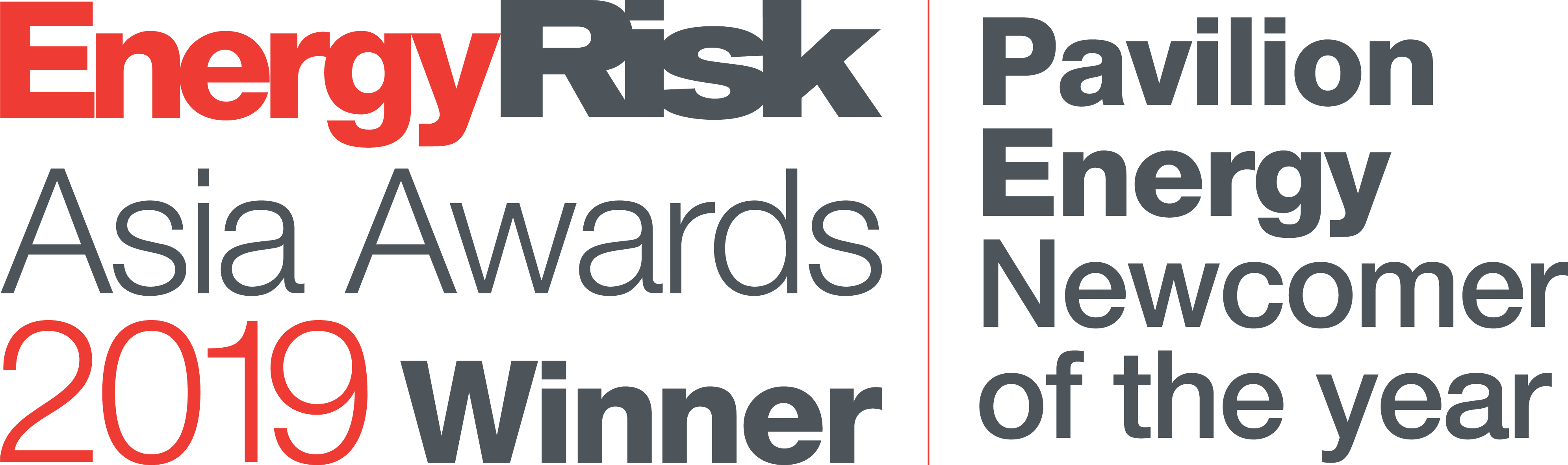 Energy Risk Asia Awards 2019
